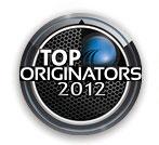 Top Originators 2012 Logo